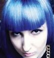 Краска цветная для волос смываемая, 88 мл в цвете atlantic-blue