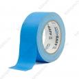 Тейп PRO-GAFF флуоресцентный голубой на тканевой основе 48мм х 22.86м
