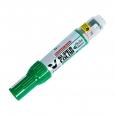 Pilot Super Color перманентный маркер зеленый с заменяймой чернильницей