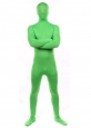 Костюм для съемки на зеленый хромакей на молнии XXL