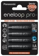 Аккумуляторы Panasonic Eneloop Pro AA 2500 мАч, 4 штуки