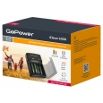 Зарядное устройство для аккумуляторов AA/AAA GoPower iClever 1000 Ni-MH/Ni-Cd 4 слота