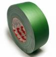 Тейп MagTape на тканевой основе матовый зелёный 50ммх50м