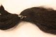 Волос буйвола в хвосте, черный (40см,, 100гр.)