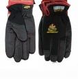 Перчатки огнестойкие кожаные черные Hot Hand Large/10
