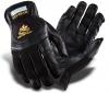 Перчатки защитные кожаные черные Pro Leather XL/11