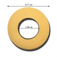 Наглазник круглый d=50мм Extra Large Round