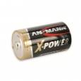Элемент питания 1.5V ANSMANN X-POWER LR20 BL2