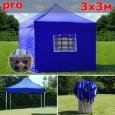 Быстросборный шатер POP-UP   3 х 3 м, синий