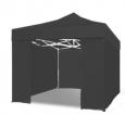 Быстросборный шатер автомат ECO 2 х 2 м, черный.