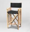 Высокое складное кресло (массив дуба или граба)